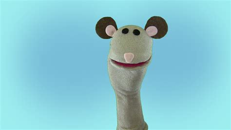 Puppet Images File Squeak A Sock Puppet From Totally Socks Png