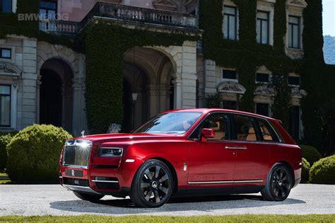 Rolls-royce Cullinan Shines At Villa D'este