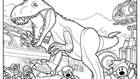 coloring page  coloring pages activities jurassic