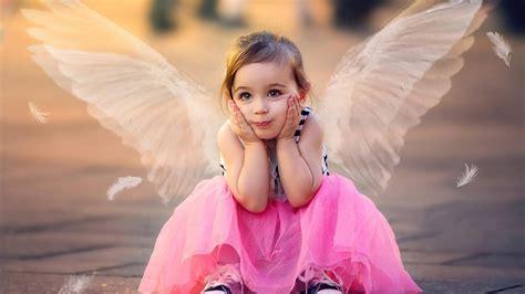 Beautiful Little Girl With Wings HD Cute Wallpapers | HD ...