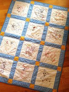 how to make a group baby quilt knitionary With how to make a quilt template