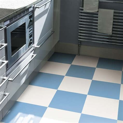 Frosty Blue   Coloured Vinyl Flooring   £39.95 per square