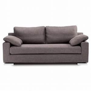 canape convertible soho meubles et atmosphere With tapis oriental avec canapé convertible couchage occasionnel