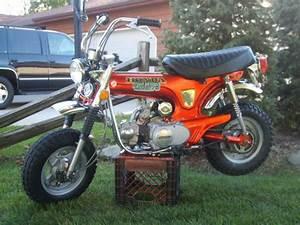 1972 Honda Trail 70 Owners Manual
