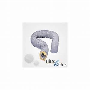 Gaine Vmc Isolée : gaine isol e atlantic pvc diam 80 longueur 10m 423051 ~ Premium-room.com Idées de Décoration