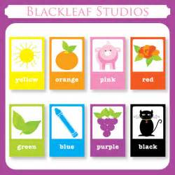 color flash cards diy printable for toddlers by