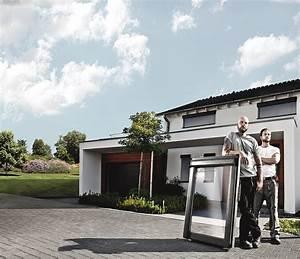 Dachfenster 3 Fach Verglasung : roto q4 standard schwingfenster mit 3 fach verglasung oder ~ Michelbontemps.com Haus und Dekorationen