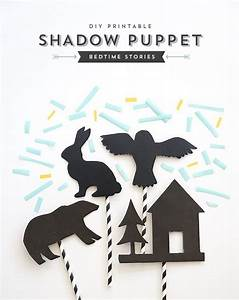how to bedtime story shadow puppets make With free shadow puppet templates