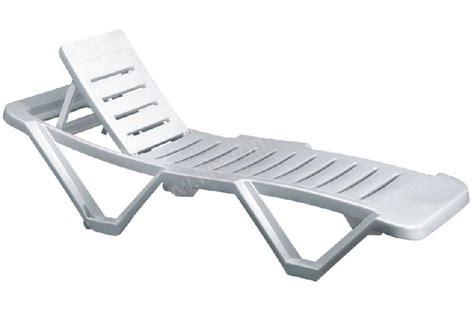 chaise longue en plastique blanc chaise longue comparez les prix pour professionnels sur