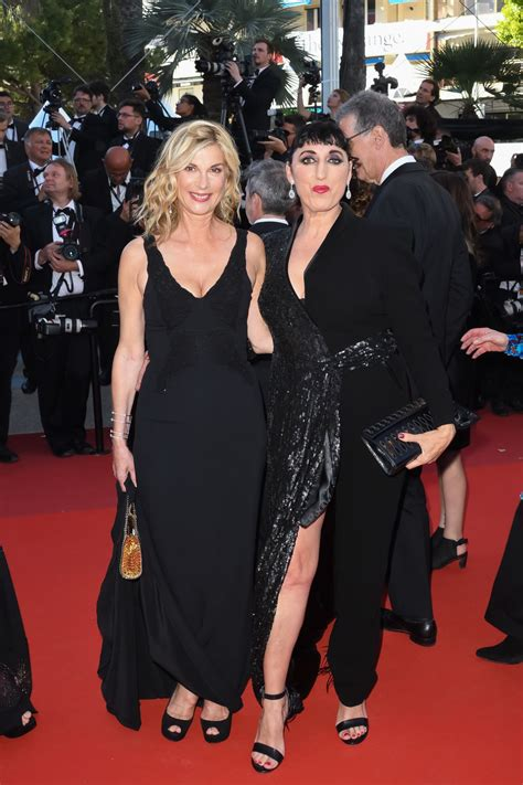 Michele laroque started out michele laroque's life under favourable circumstances, it might be said that michele laroque were born with a silver spoon in michele laroque's mouth. MICHELE LAROQUE at Okja Premiere at 70th Annual Cannes Film Festival 05/19/2017 - HawtCelebs