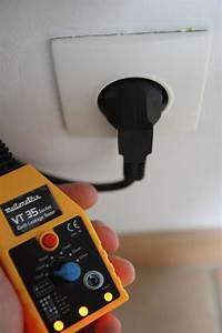 Tester Prise De Terre : multimetrix vt 35 testez vos prises et interrupteurs diff rentiels ~ Medecine-chirurgie-esthetiques.com Avis de Voitures