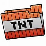 Minecraft Tnt Icon Folder Icons Clipart Cliparts