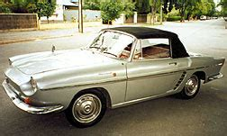 fast facts 1959 67 renault floride and caravelle a french flirt renault caravelle and floride enthusiast