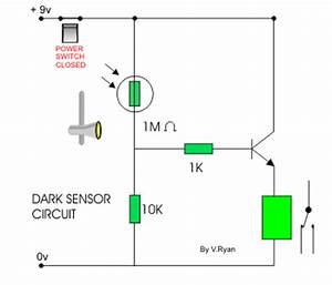 basic led circuit basic switch circuit wiring diagram With led wiring basics
