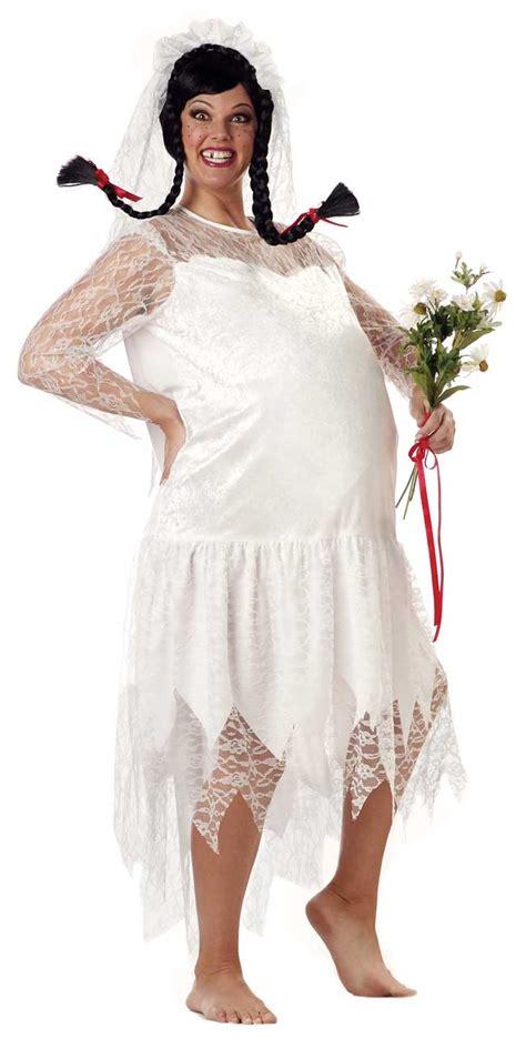 hillbilly bride costumes funny redneck costumes
