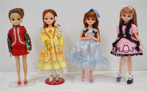 リカ ちゃん 人形 歴史