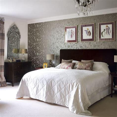 bedroom wallpaper refresheddesigns quick refresh wallpaper accent wall