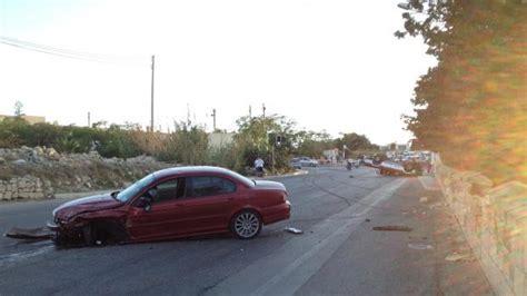 Driver Dies In Luqa Crash