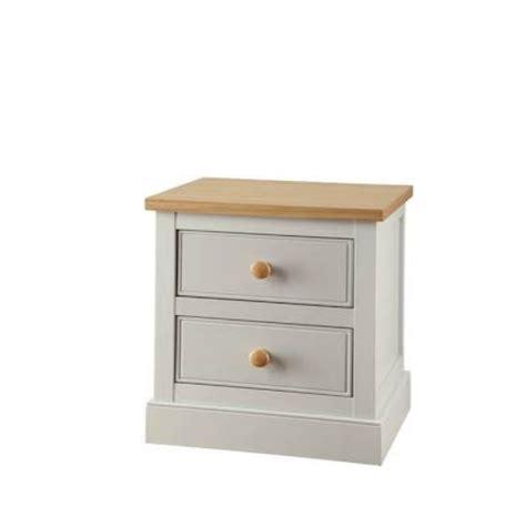 bedside lockers bbs920 victoria 2 drawer bedside locker bargain shop