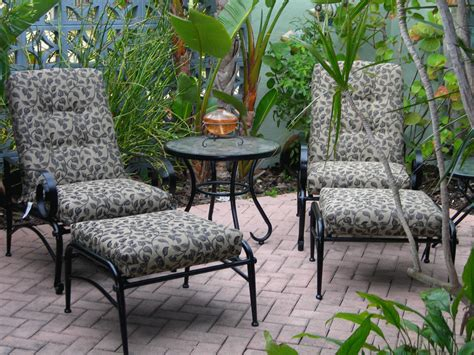 Pacific Bay Patio Furniture Replacement Glass by Customer Photos Martha Stewart Replacement Cushions