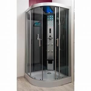 Cabine Douche 3 Parois Vitrées : cabines de douche lt aqua achat vente de cabines de ~ Premium-room.com Idées de Décoration