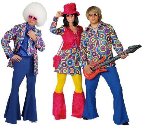 70 er jahre kleidung 70er 80er jahre kleid kost 252 m flowerpower damen hippie disco herren anzug ebay