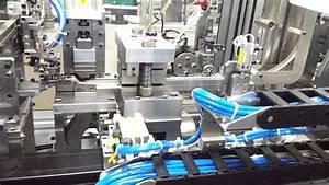 Automation Pin Inserting Machine 12 Ways