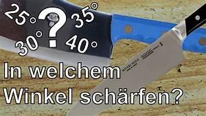 Rasenmähermesser Schärfen Winkel : messersch rfen schneidenwinkel welcher ist der richtige f r mein messer youtube ~ Watch28wear.com Haus und Dekorationen