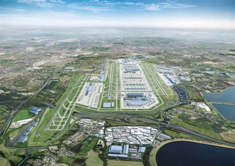 Heathrow Flies Into The Future Construction Online