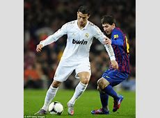 Cristiano Ronaldo is a more complete player than Lionel
