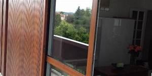 Porte Fenetre A Galandage : porte fen tre galandage aluminium bicolore fen tre ~ Dode.kayakingforconservation.com Idées de Décoration
