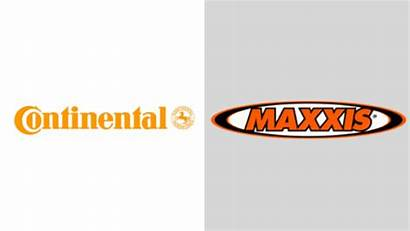 Logos Continental Maxxis Brand Bicycle Famous Competitors