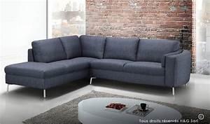 Canapé Angle Pas Cher : photos canap d 39 angle gris anthracite pas cher ~ Farleysfitness.com Idées de Décoration