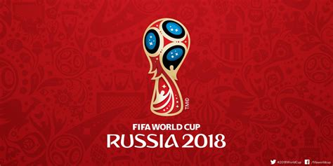Brand New Logo For Fifa World Cup Russia