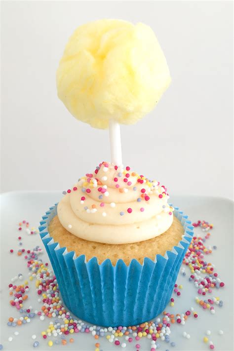 candy floss cupcakes cotton candy cupcakes club crafted