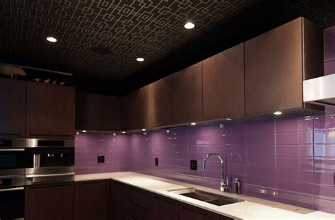 purple kitchen backsplash 71 exciting kitchen backsplash trends to inspire you