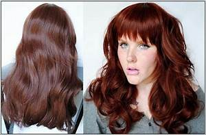 Dark Chocolate Brown Hair Color Loreal | Medium Hair ...