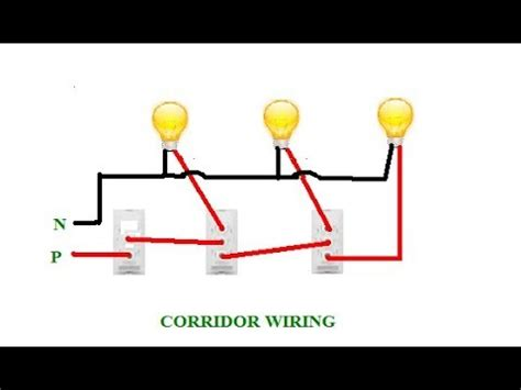 corridor wiring corridor connection godown wiring ग ड उन व यर ग youtube