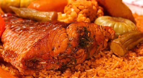 cuisine en promotion thiébou dieune riz au poisson agence sénégalaise de promotion touristique