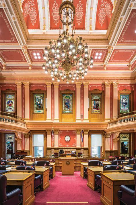 The Restoration of Colorado House and Senate Traditional