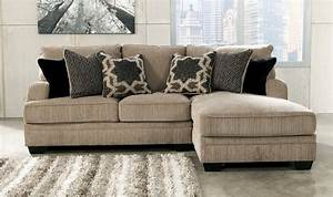 Luxury gray sectional sofa with chaise fresh sofa for Small sectional sofa ashley furniture