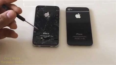 how to replace iphone 4s screen how to replace iphone 4s back glass iphone 4