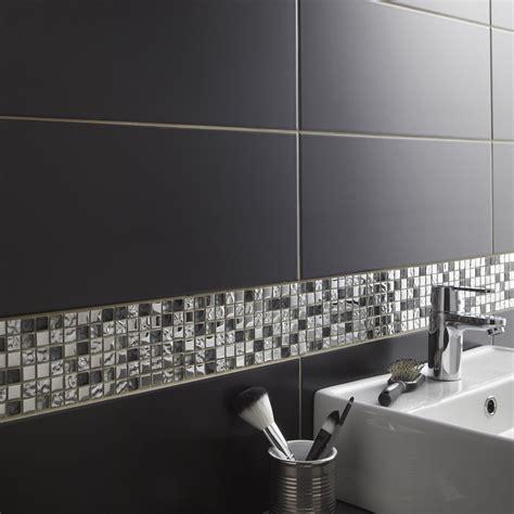 cuisine loft leroy merlin faïence mur noir noir n 0 loft l 20 x l 50 2 cm leroy