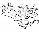 Coloring Pages Yosemite Printable Sam Splinter Tmnt Shredder Kick Ninja Turtles Buttowski Turtle Getcolorings Template Mutant Teenage Sketch sketch template