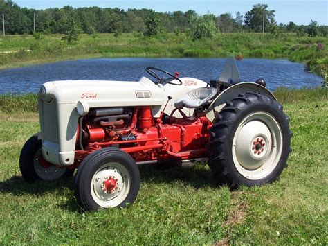 Ford Jubilee by 54 Ford Naa Jubilee Tractors Ford Tractor