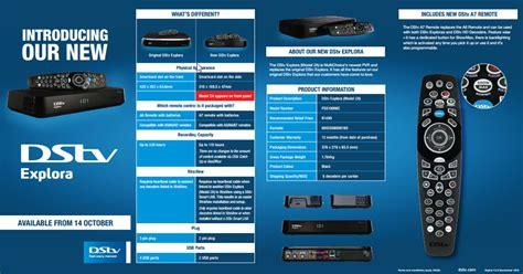 MultiChoice launches new DStv Explora