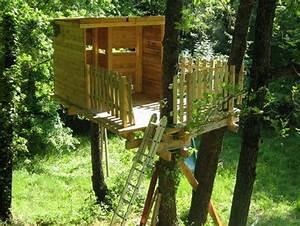 Construire Sa Cabane : comment construire une cabane bricobistro ~ Melissatoandfro.com Idées de Décoration