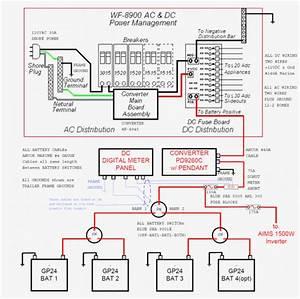 Travel Trailer Wiring Diagram
