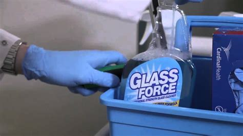 ecolab cleaning caddy training bathroom youtube
