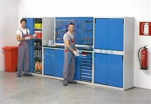 Amenagement Garage Atelier : am nagement garage atelier armoire m canique auto ~ Melissatoandfro.com Idées de Décoration